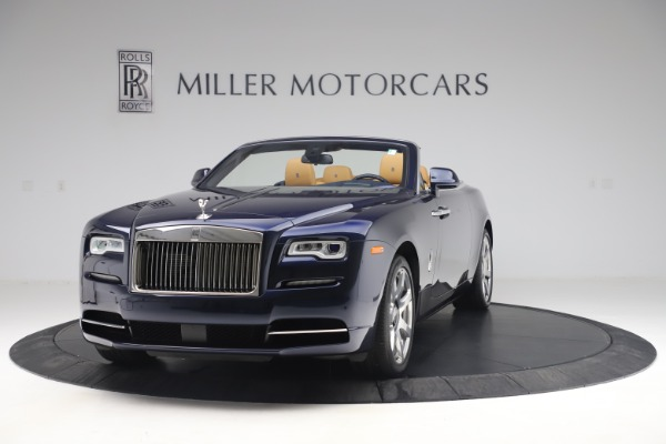 Used 2017 Rolls-Royce Dawn for sale $265,900 at Rolls-Royce Motor Cars Greenwich in Greenwich CT 06830 1