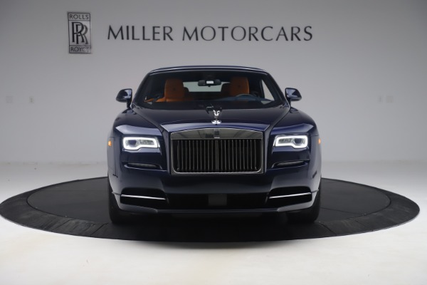 Used 2017 Rolls-Royce Dawn for sale $249,900 at Rolls-Royce Motor Cars Greenwich in Greenwich CT 06830 10