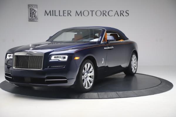 Used 2017 Rolls-Royce Dawn for sale $249,900 at Rolls-Royce Motor Cars Greenwich in Greenwich CT 06830 11