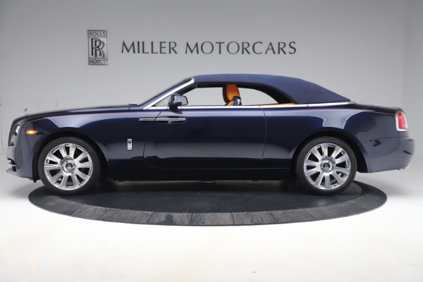 Used 2017 Rolls-Royce Dawn for sale $249,900 at Rolls-Royce Motor Cars Greenwich in Greenwich CT 06830 12