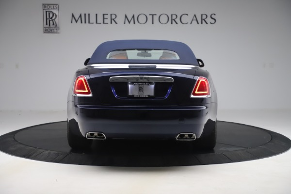 Used 2017 Rolls-Royce Dawn for sale $249,900 at Rolls-Royce Motor Cars Greenwich in Greenwich CT 06830 14