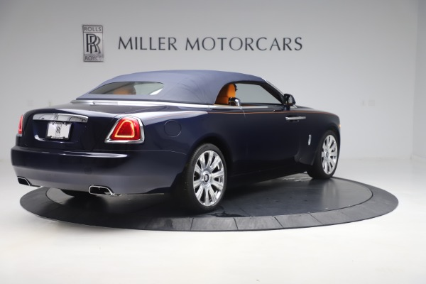 Used 2017 Rolls-Royce Dawn for sale Sold at Rolls-Royce Motor Cars Greenwich in Greenwich CT 06830 15