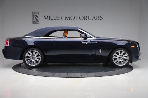 Used 2017 Rolls-Royce Dawn for sale $249,900 at Rolls-Royce Motor Cars Greenwich in Greenwich CT 06830 16