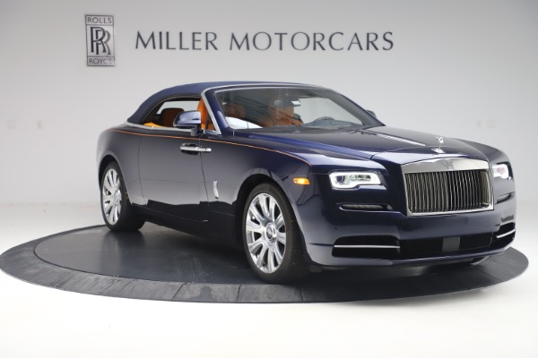 Used 2017 Rolls-Royce Dawn for sale $249,900 at Rolls-Royce Motor Cars Greenwich in Greenwich CT 06830 17