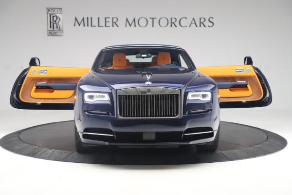 Used 2017 Rolls-Royce Dawn for sale $249,900 at Rolls-Royce Motor Cars Greenwich in Greenwich CT 06830 18