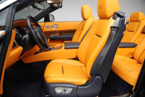 Used 2017 Rolls-Royce Dawn for sale $249,900 at Rolls-Royce Motor Cars Greenwich in Greenwich CT 06830 19