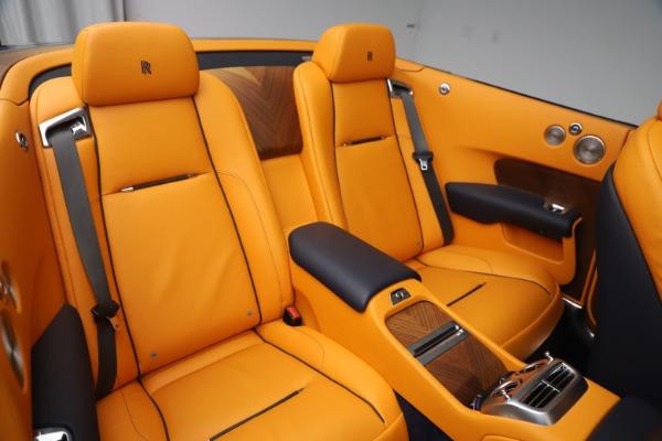 Used 2017 Rolls-Royce Dawn for sale $249,900 at Rolls-Royce Motor Cars Greenwich in Greenwich CT 06830 22