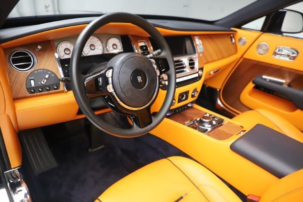 Used 2017 Rolls-Royce Dawn for sale $249,900 at Rolls-Royce Motor Cars Greenwich in Greenwich CT 06830 23