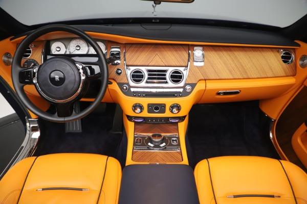 Used 2017 Rolls-Royce Dawn for sale $249,900 at Rolls-Royce Motor Cars Greenwich in Greenwich CT 06830 24