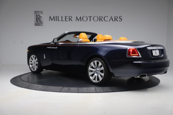 Used 2017 Rolls-Royce Dawn for sale Sold at Rolls-Royce Motor Cars Greenwich in Greenwich CT 06830 4