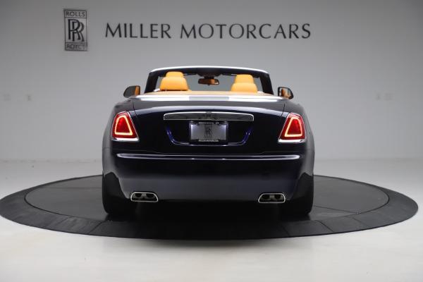 Used 2017 Rolls-Royce Dawn for sale Sold at Rolls-Royce Motor Cars Greenwich in Greenwich CT 06830 5