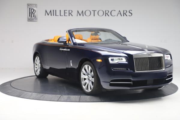 Used 2017 Rolls-Royce Dawn for sale Sold at Rolls-Royce Motor Cars Greenwich in Greenwich CT 06830 8