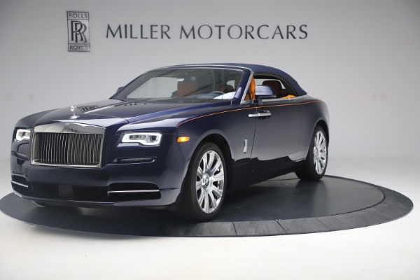 Used 2017 Rolls-Royce Dawn for sale $249,900 at Rolls-Royce Motor Cars Greenwich in Greenwich CT 06830 9