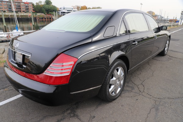 Used 2009 Maybach 62 for sale Sold at Rolls-Royce Motor Cars Greenwich in Greenwich CT 06830 10