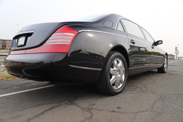 Used 2009 Maybach 62 for sale Sold at Rolls-Royce Motor Cars Greenwich in Greenwich CT 06830 11
