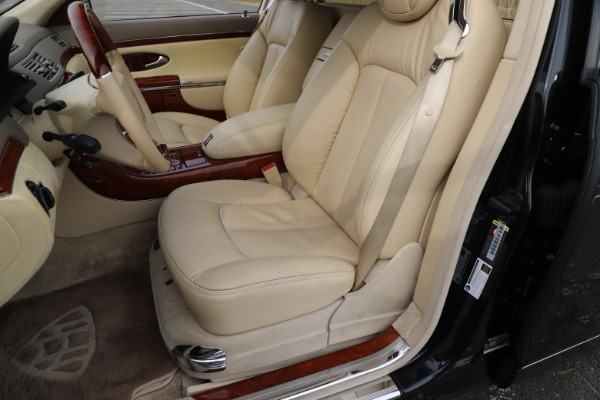 Used 2009 Maybach 62 for sale Sold at Rolls-Royce Motor Cars Greenwich in Greenwich CT 06830 15