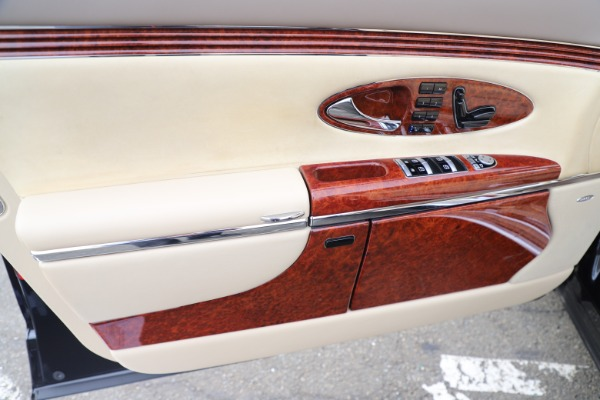 Used 2009 Maybach 62 for sale Sold at Rolls-Royce Motor Cars Greenwich in Greenwich CT 06830 17