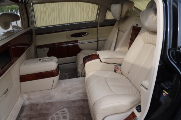 Used 2009 Maybach 62 for sale Sold at Rolls-Royce Motor Cars Greenwich in Greenwich CT 06830 19