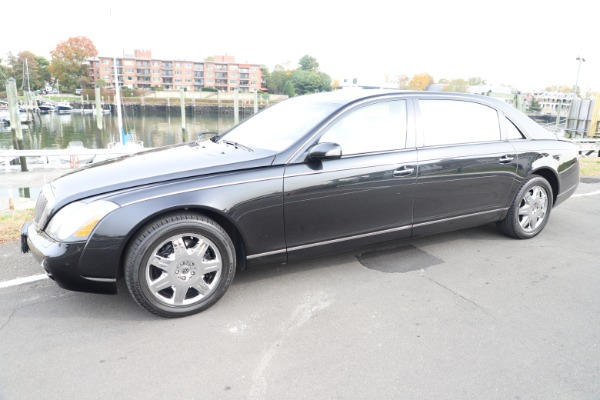Used 2009 Maybach 62 for sale Sold at Rolls-Royce Motor Cars Greenwich in Greenwich CT 06830 2