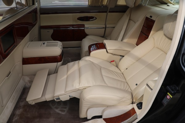 Used 2009 Maybach 62 for sale Sold at Rolls-Royce Motor Cars Greenwich in Greenwich CT 06830 20