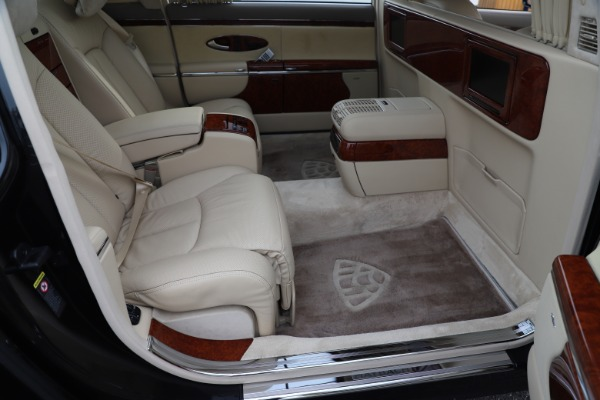 Used 2009 Maybach 62 for sale Sold at Rolls-Royce Motor Cars Greenwich in Greenwich CT 06830 22