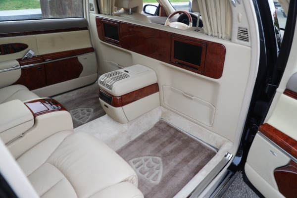 Used 2009 Maybach 62 for sale Sold at Rolls-Royce Motor Cars Greenwich in Greenwich CT 06830 23