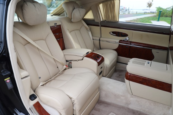 Used 2009 Maybach 62 for sale Sold at Rolls-Royce Motor Cars Greenwich in Greenwich CT 06830 24