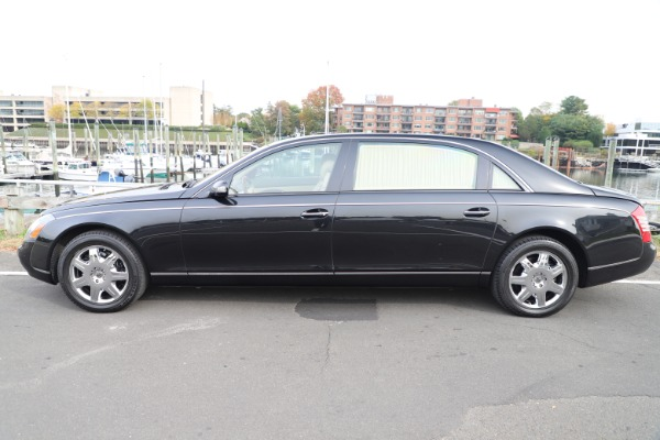 Used 2009 Maybach 62 for sale Sold at Rolls-Royce Motor Cars Greenwich in Greenwich CT 06830 3