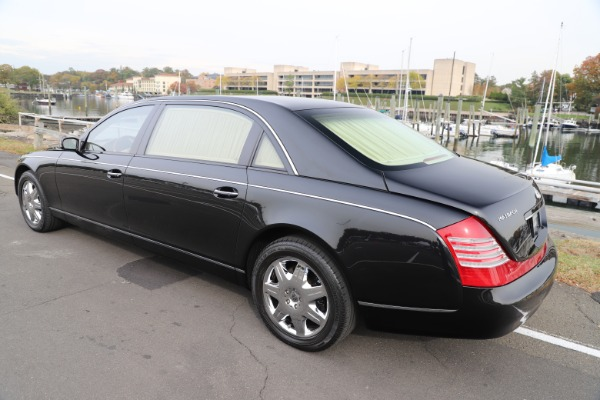 Used 2009 Maybach 62 for sale Sold at Rolls-Royce Motor Cars Greenwich in Greenwich CT 06830 4