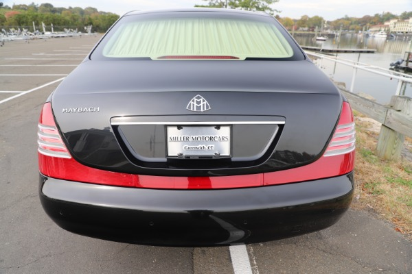 Used 2009 Maybach 62 for sale Sold at Rolls-Royce Motor Cars Greenwich in Greenwich CT 06830 5
