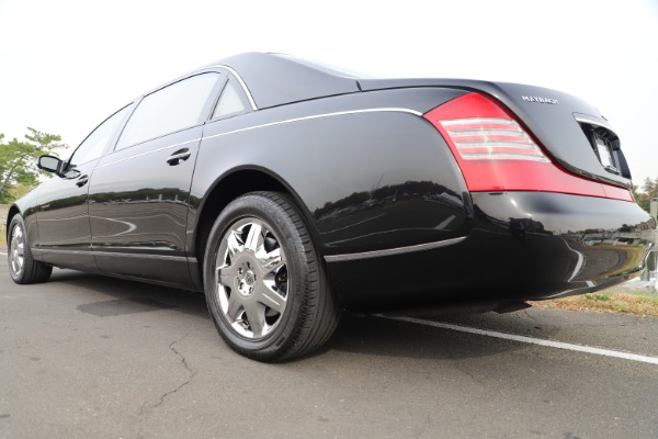 Used 2009 Maybach 62 for sale Sold at Rolls-Royce Motor Cars Greenwich in Greenwich CT 06830 6