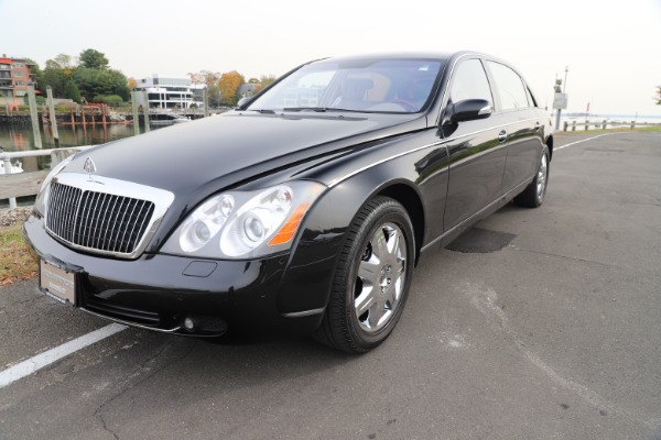 Used 2009 Maybach 62 for sale Sold at Rolls-Royce Motor Cars Greenwich in Greenwich CT 06830 7