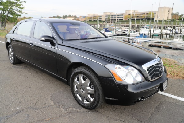 Used 2009 Maybach 62 for sale Sold at Rolls-Royce Motor Cars Greenwich in Greenwich CT 06830 8