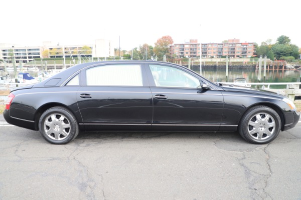 Used 2009 Maybach 62 for sale Sold at Rolls-Royce Motor Cars Greenwich in Greenwich CT 06830 9