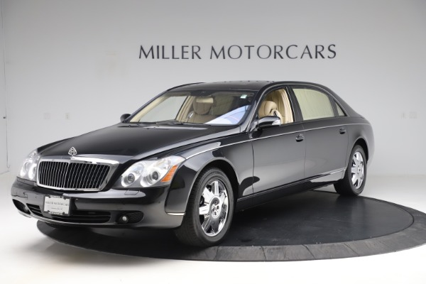 Used 2009 Maybach 62 for sale Sold at Rolls-Royce Motor Cars Greenwich in Greenwich CT 06830 1