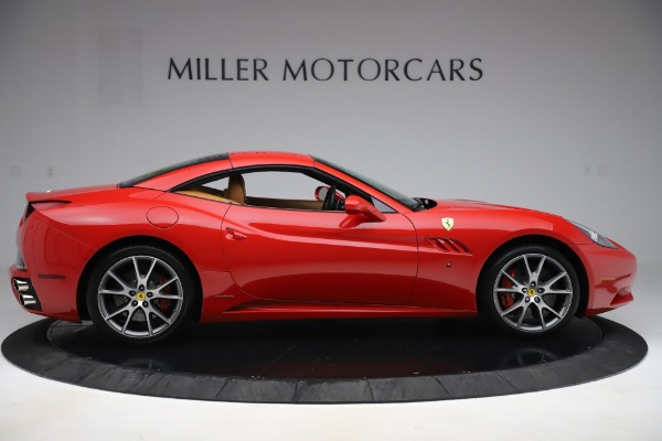 Used 2013 Ferrari California 30 for sale Sold at Rolls-Royce Motor Cars Greenwich in Greenwich CT 06830 17