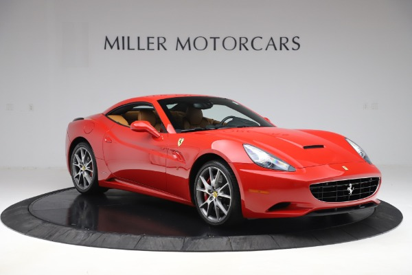 Used 2013 Ferrari California 30 for sale Sold at Rolls-Royce Motor Cars Greenwich in Greenwich CT 06830 18