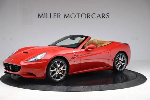 Used 2013 Ferrari California 30 for sale Sold at Rolls-Royce Motor Cars Greenwich in Greenwich CT 06830 2