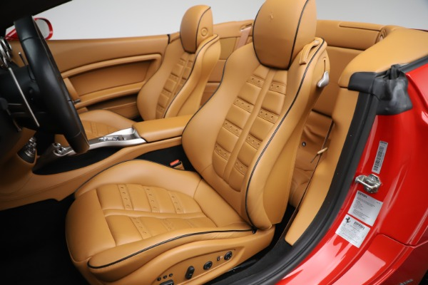 Used 2013 Ferrari California 30 for sale Sold at Rolls-Royce Motor Cars Greenwich in Greenwich CT 06830 21