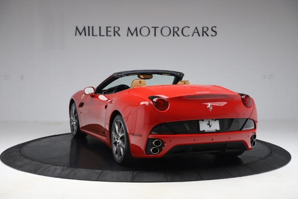 Used 2013 Ferrari California 30 for sale Sold at Rolls-Royce Motor Cars Greenwich in Greenwich CT 06830 5