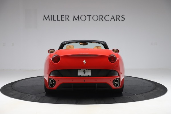 Used 2013 Ferrari California 30 for sale Sold at Rolls-Royce Motor Cars Greenwich in Greenwich CT 06830 6