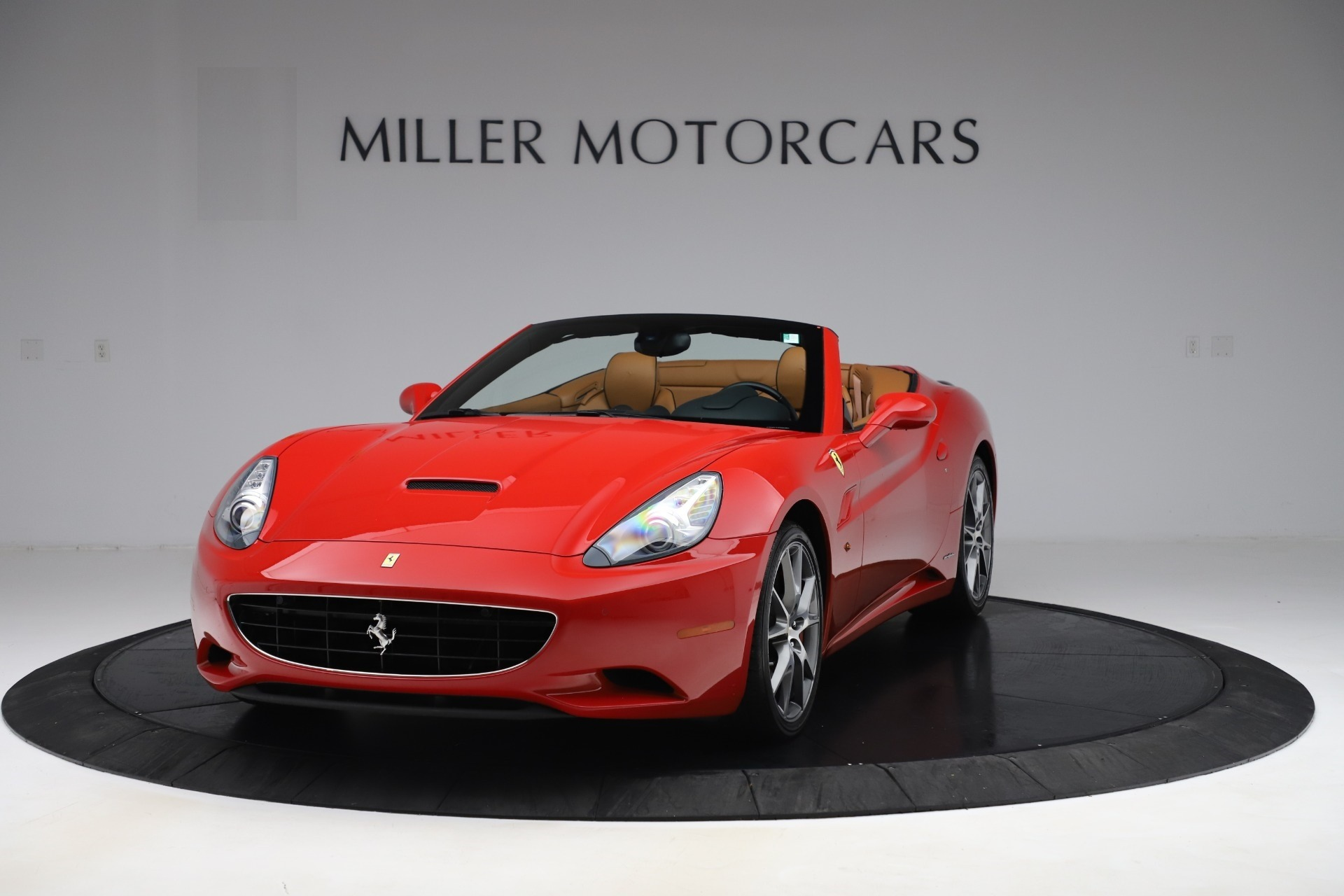 Used 2013 Ferrari California 30 for sale Sold at Rolls-Royce Motor Cars Greenwich in Greenwich CT 06830 1