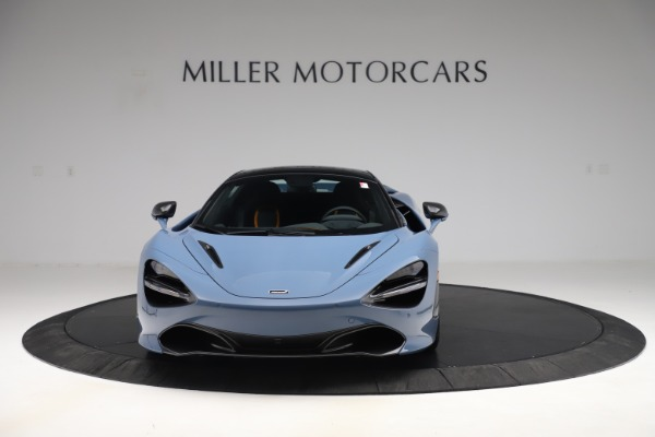 New 2020 McLaren 720S Spider Convertible for sale Sold at Rolls-Royce Motor Cars Greenwich in Greenwich CT 06830 15