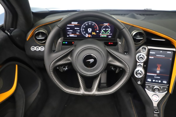 New 2020 McLaren 720S Spider Convertible for sale Sold at Rolls-Royce Motor Cars Greenwich in Greenwich CT 06830 28