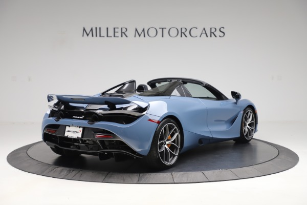 New 2020 McLaren 720S Spider Convertible for sale Sold at Rolls-Royce Motor Cars Greenwich in Greenwich CT 06830 5