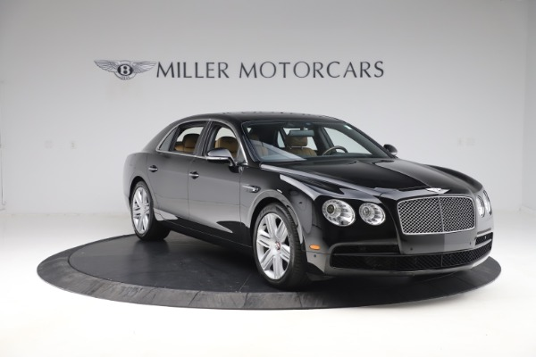 Used 2016 Bentley Flying Spur V8 for sale $119,900 at Rolls-Royce Motor Cars Greenwich in Greenwich CT 06830 11