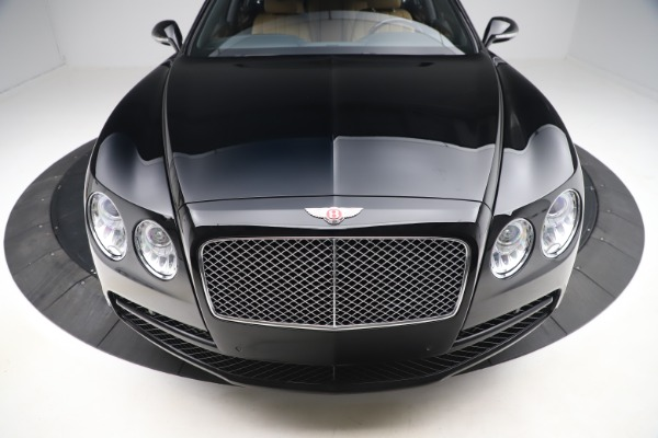 Used 2016 Bentley Flying Spur V8 for sale $119,900 at Rolls-Royce Motor Cars Greenwich in Greenwich CT 06830 13
