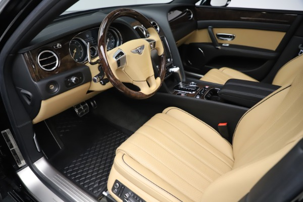 Used 2016 Bentley Flying Spur V8 for sale $119,900 at Rolls-Royce Motor Cars Greenwich in Greenwich CT 06830 18