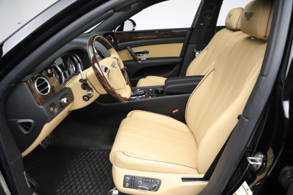 Used 2016 Bentley Flying Spur V8 for sale $119,900 at Rolls-Royce Motor Cars Greenwich in Greenwich CT 06830 19