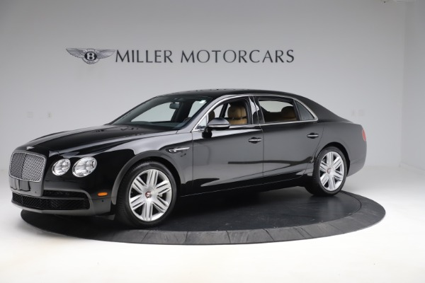 Used 2016 Bentley Flying Spur V8 for sale $119,900 at Rolls-Royce Motor Cars Greenwich in Greenwich CT 06830 2